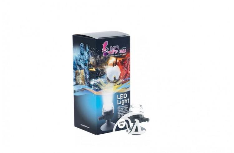 H2SHOW подсветка для аквариумов и аэраторов LED Light белая