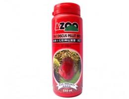 AZOO 9 in 1 Discus Pellet (Red) (Гранулы для дискусов, красные) 330мл
