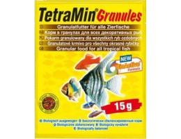 TetraMin Granules корм для всех видов рыб в гранулах 15 г (sachet)