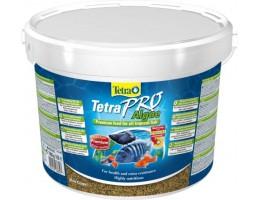 TetraPro Algae Crisps раст.корм для всех видов рыб в чипсах 10 л (ведро)