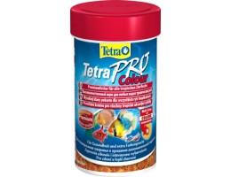 TetraPro Color Crisps корм-чипсы для улучшения окраса всех декоративных рыб 100 мл