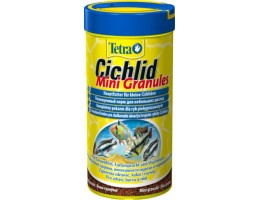 TetraCichlid Mini Granules корм для небольших цихлид в гранулах 250 мл