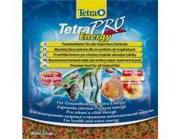 TetraPro Energy Crisps корм-чипсы для всех видов рыб для дополнительной энергии 12 г (sachet)