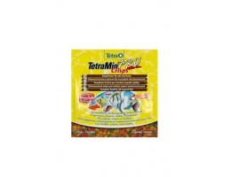 TetraPro Color Crisps корм-чипсы для улучшения окраса всех декоративных рыб 12 г (sachet)