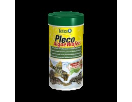 Tetra Pleco Algae Wafers корм для сомов  чипсы 250 мл