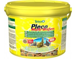 TetraPleco Algae Wafers корм для сомов крупные чипсы 3,6 л