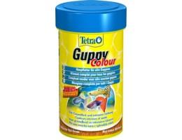 TetraGuppy Colour корм для гуппи для улучшения окраса 250 мл
