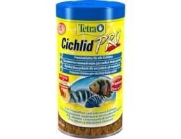 TetraCichlid Pro корм для цихлид в чипсах 500 мл