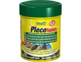 TetraPlecoTablets корм со спирулиной для сомов и донных рыб 120 таб.