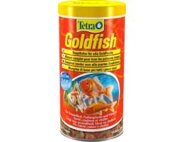 TetraGoldfish корм в хлопьях для всех видов золотых рыбок 1 л