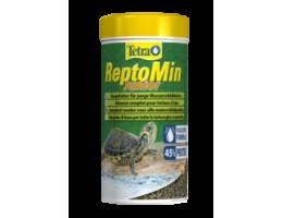 Tetra ReptoMin Junior  корм в виде палочек для молодых водных черепах 100 мл