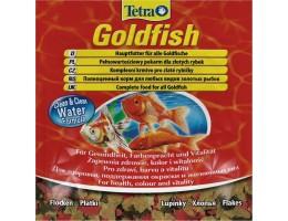 TetraGoldfish корм в хлопьях для всех видов золотых рыбок 12 г (sachet)