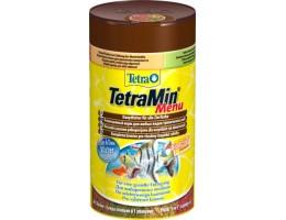 """TetraMenu корм для всех видов рыб """"4 вида"""" мелких хлопьев 100 мл"""