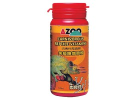 AZOO «Витамины для плотоядных рептилий» 120мл